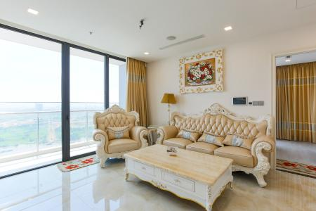 Căn hộ Vinhomes Golden River 3 phòng ngủ tầng cao Aqua 4 view sông