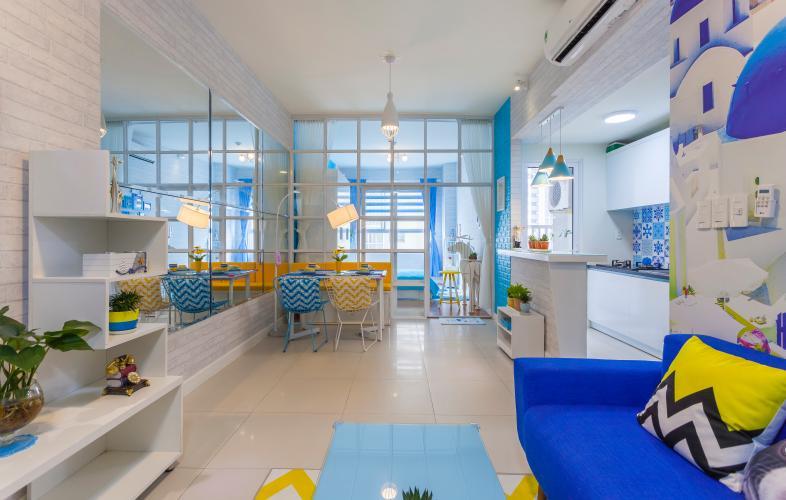 Cho thuê căn hộ 1PN Lexington Residence, tầng trung, thiết kế trẻ trung, đầy đủ nội thất