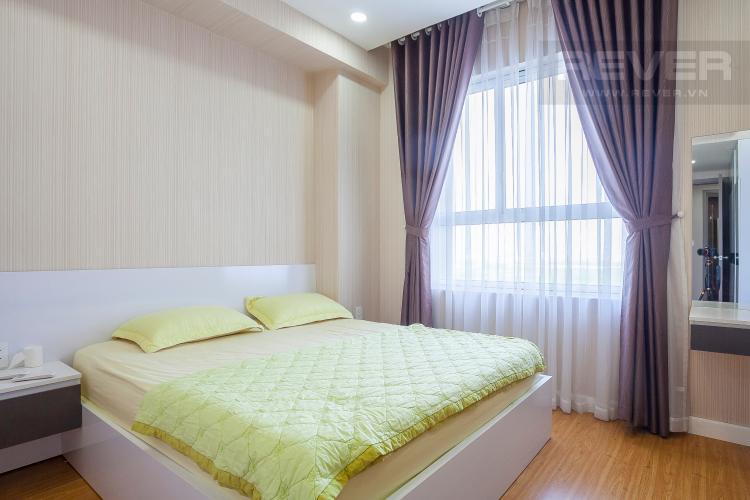 Phòng Ngủ 1 Căn hộ Lexington Residence 2 phòng ngủ tầng trung LB nội thất đầy đủ