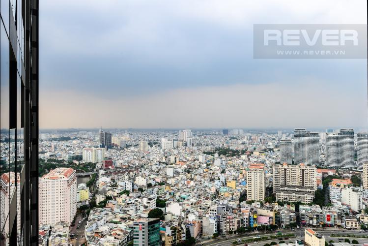 View Căn hộ Vinhomes Golden River tầng cao, view đẹp, 2PN nội thất đầy đủ