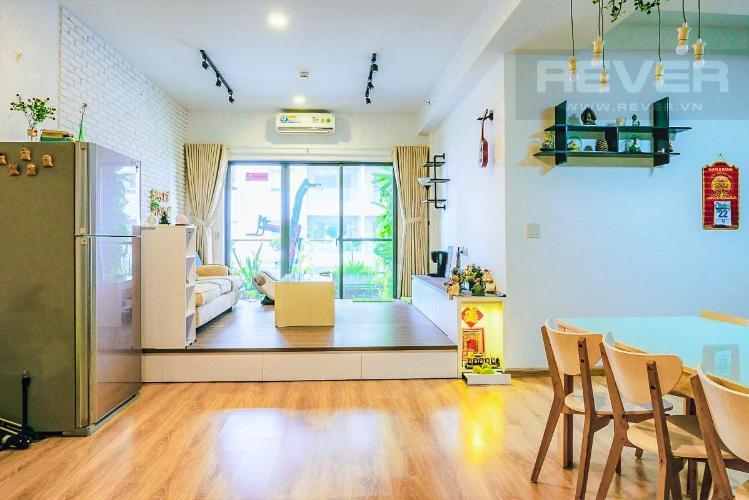 Bán căn hộ Docklands Sài Gòn 3PN, tầng thấp, diện tích 122m2, đầy đủ nội thất, view thoáng