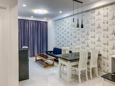 Bán hoặc cho thuê căn hộ Sunrise Riverside 3PN, tầng thấp, diện tích 92m2, đầy đủ nội thất