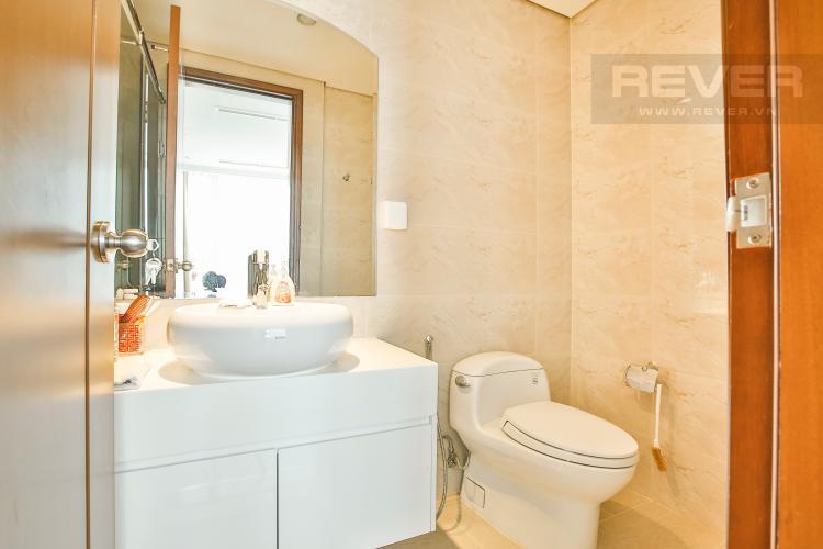 Toilet 1 Căn hộ Vinhomes Central Park 3 phòng ngủ tầng cao L1 view sông