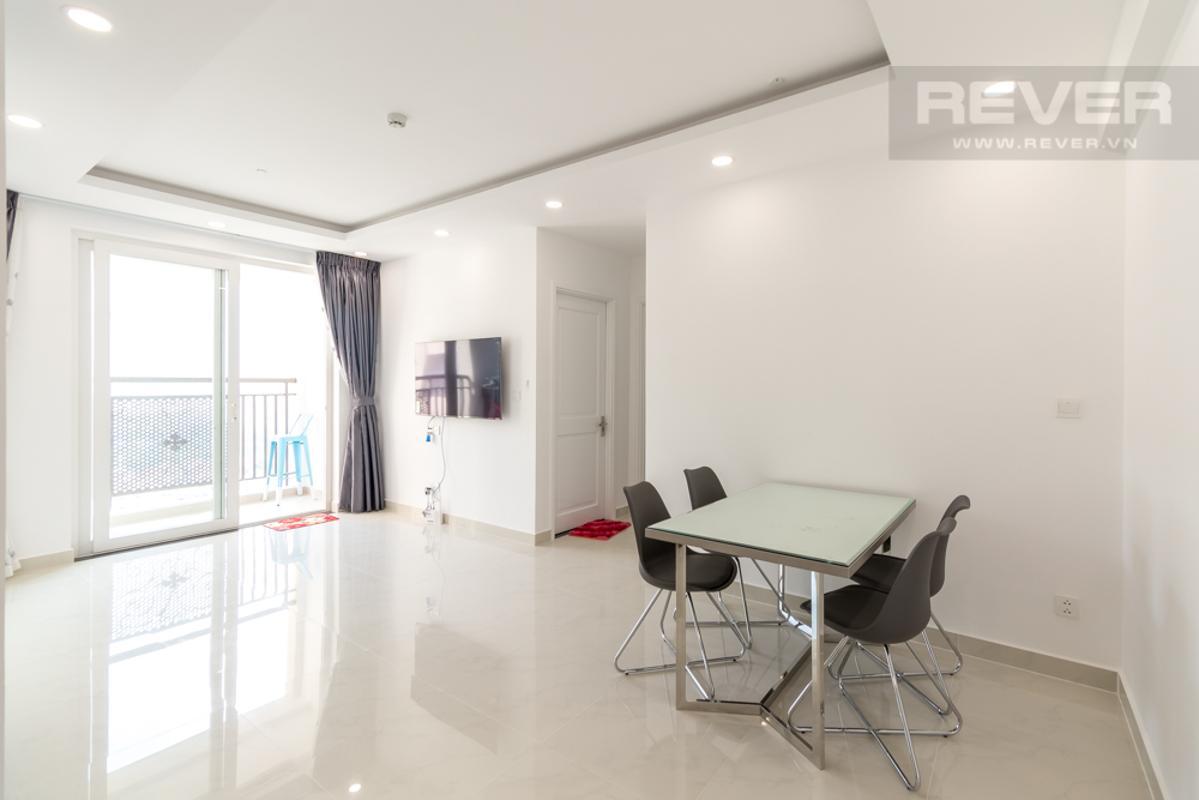 IMG_1003 Bán căn hộ Saigon Mia 2PN, tầng trung, diện tích 78m2, nội thất cơ bản, view thoáng