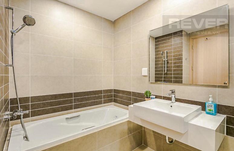 Phòng Tắm Bán căn hộ The Tresor 114m2 3PN 2WC, đầy đủ nội thất, view sông
