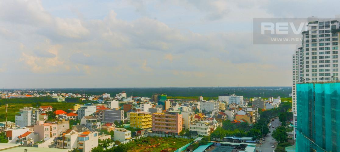 View Căn hộ The Park Residence tầng trung, tháp B4, 2 phòng ngủ, view thành phố