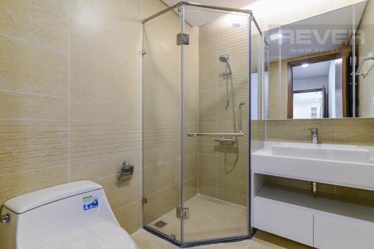Phòng Tắm 2 Căn hộ Vinhomes Central Park 2 phòng ngủ tầng trung P3 nhà mới