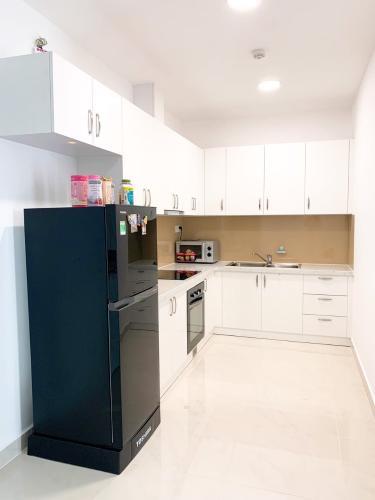 can-ho-SAIGON-MIA Cho thuê căn hộ Saigon Mia 2PN, diện tích 76m2, đầy đủ nội thất, ban công hướng Nam