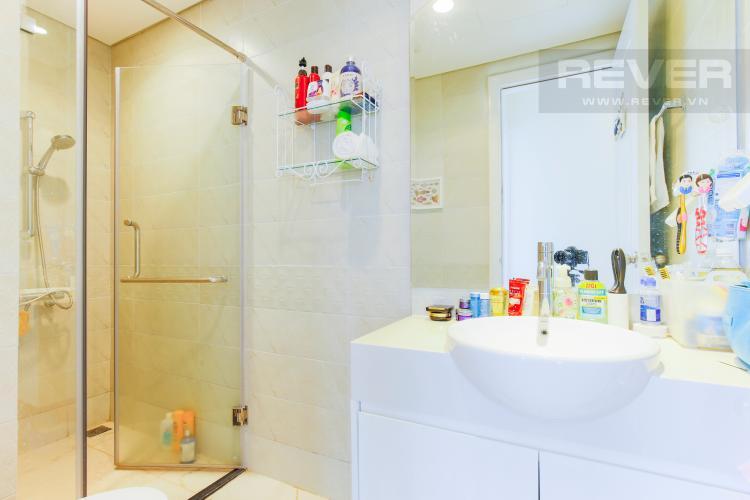 Phòng Tắm Căn hộ Vinhomes Central Park tầng cao Central 3 đầy đủ tiện nghi