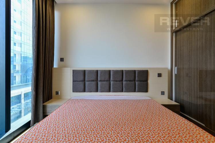 Phòng Ngủ 1 Cho thuê căn hộ Vinhomes Golden River 70m2 2PN 2WC, nội thất đầy đủ, view sông