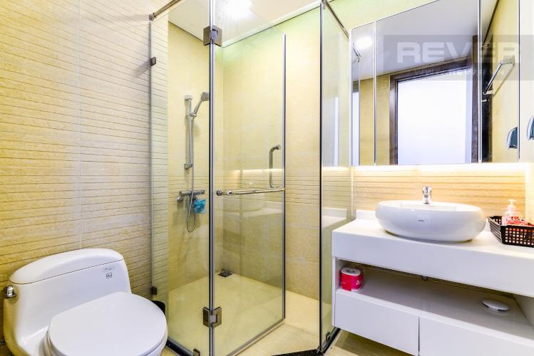 Phòng Tắm 2 Căn hộ Vinhomes Central Park 2 phòng ngủ tầng trung P5 hướng Nam