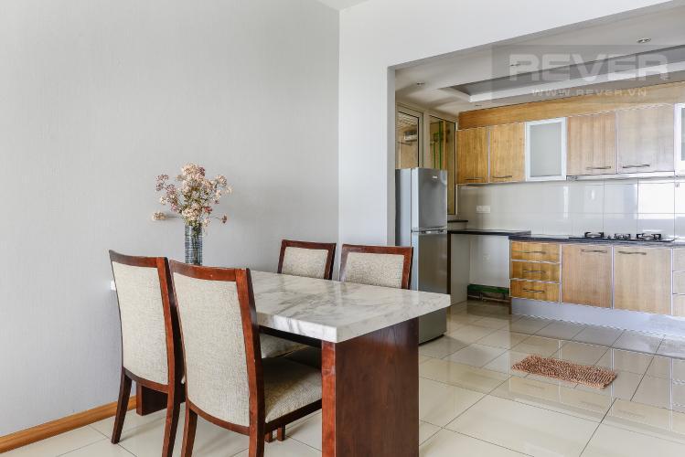 Phòng Ăn & Bếp Căn hộ Sài Gòn Pearl 3 phòng ngủ tầng cao Saphire nội thất đầy đủ