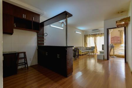 Căn hộ Orient Apartment tầng thấp, 2PN, nội thất cơ bản