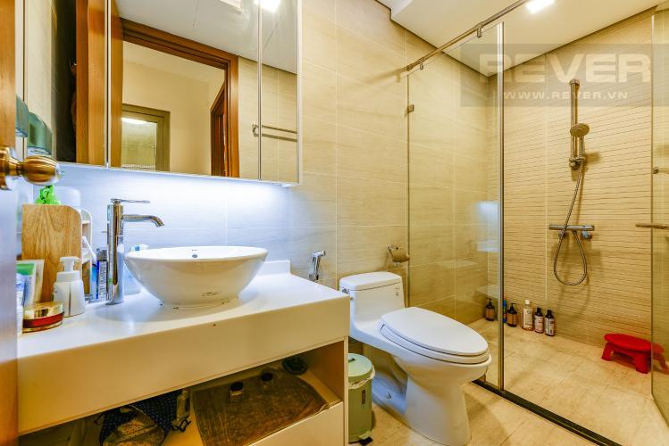 Phòng Tắm 1 Căn hộ Vinhomes Central Park 2 phòng ngủ tầng thấp P6 hướng Tây