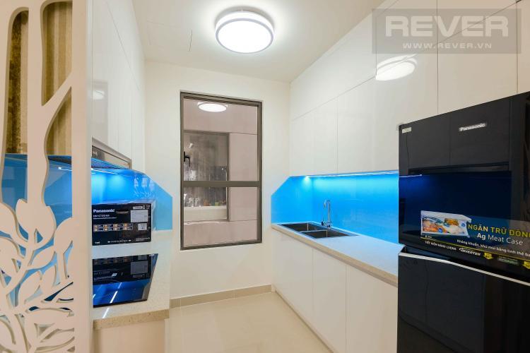Bếp Cho thuê căn hộ The Sun Avenue 3 phòng ngủ, diện tích 89m2, đầy đủ nội thất cao cấp