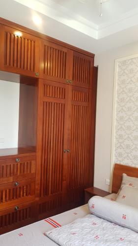 phòng ngủ căn hộ Sunrise Riverside Bán căn hộ tầng thấp Sunrise Riverside đầy đủ nội thất.