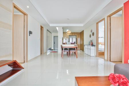 Căn hộ Cantavil Premier 3 phòng ngủ tầng trung D1 đầy đủ nội thất
