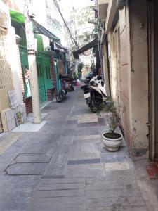 Bán nhà hẻm Nguyễn Cửu Vân, Quận Bình Thạnh, diện tích 6x14m, 1 trệt 1 lầu, sổ hồng chính chủ