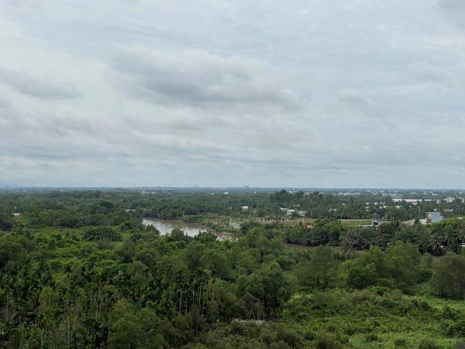 View toàn cảnh Vinhomes Grand Park Quận 9 Căn hộ Vinhomes Grand Park tầng cao nội thất cơ bản, view sông.