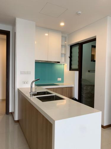 Bếp căn hộ One Verandah Căn hộ One Verandah nội thất cơ bản, ban công thoáng mát.