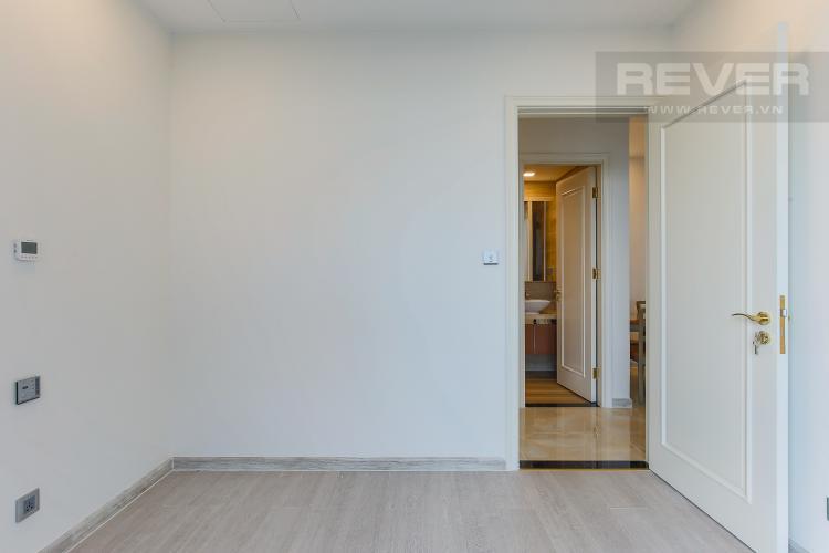 Phòng Ngủ 2 Officetel Vinhomes Golden River 2 phòng ngủ tầng cao A3 đầy đủ nội thất