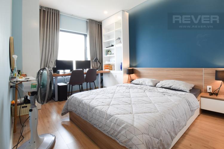 Phòng Ngủ 1 Cho thuê căn hộ New City Thủ Thiêm tầng thấp, 2PN, đầy đủ nội thất