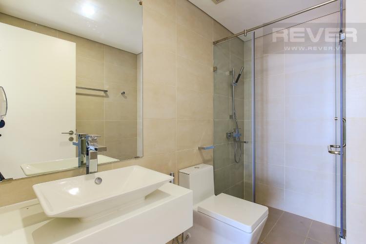 Phòng Tắm 1 Bán và cho thuê căn hộ Masteri Millennium 2PN, rộng rãi, view đẹp
