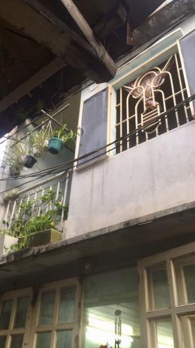 Bán nhà cấp 4 hẻm đường Tôn Thất Thuyết, P.3, quận 4, diện tích đất 31.8m, sổ hồng đầy đủ, giao dịch nhanh.