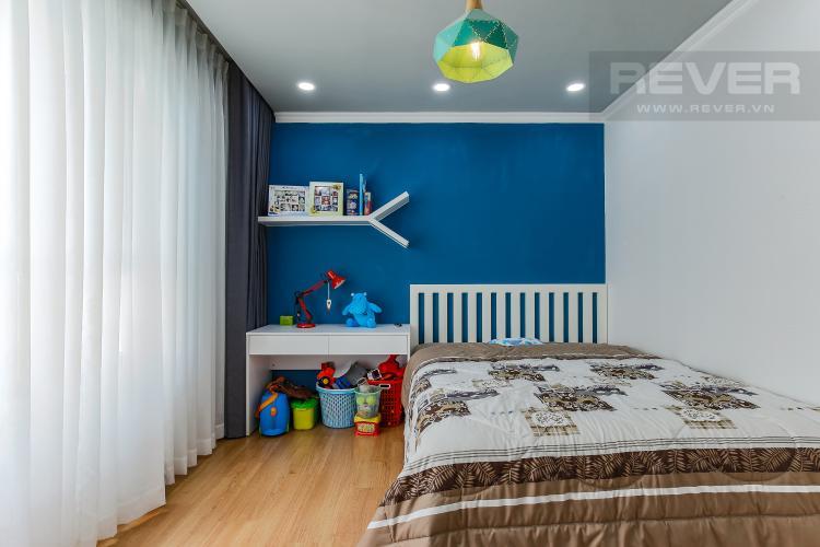 Phòng Ngủ 3 Căn hộ The Gold View 3 phòng ngủ tầng cao A3 nội thất đầy đủ