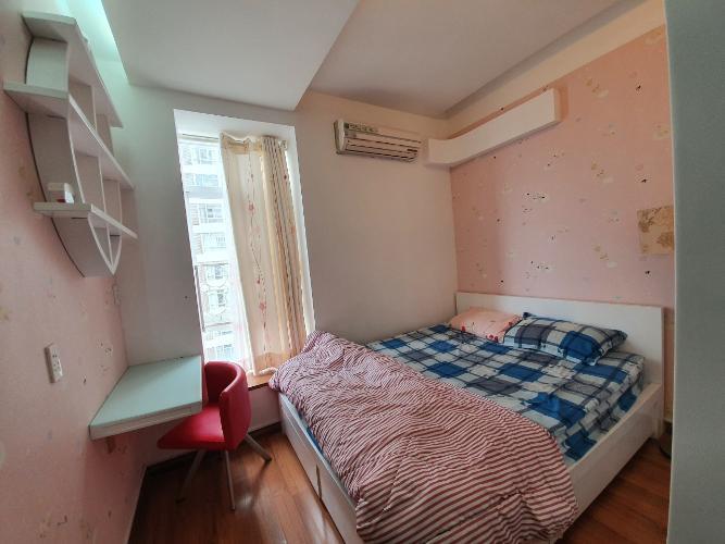 phòng ngủ căn hộ căn hộ Sky Garden 3 Căn hộ Sky Garden 3 view nội khu thoáng đãng, tầng trung.