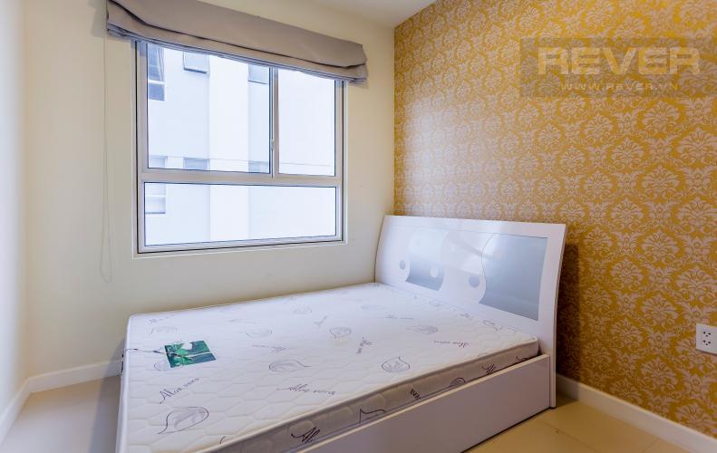Phòng ngủ 1 Căn góc Lexington Residence tầng cao LB đầy đủ nội thất, tiện nghi