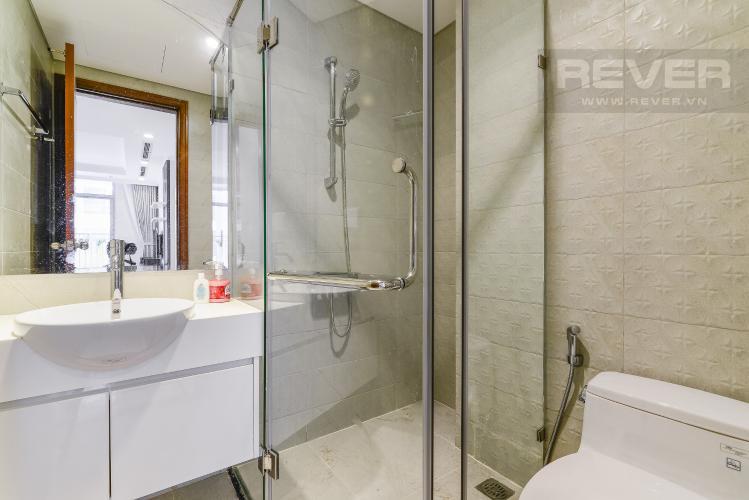 Phòng Tắm 1 Căn hộ Vinhomes Central Park 3PN đầy đủ nội thất, có thể dọn vào ở ngay