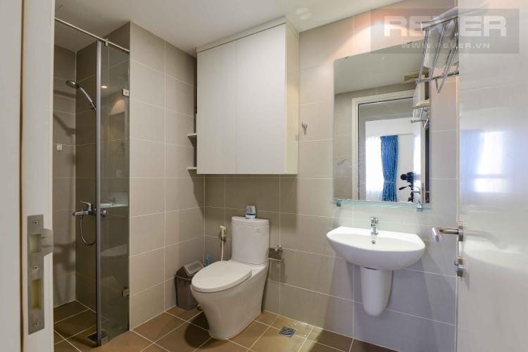 Toilet Cho thuê căn hộ Masteri Thảo Điền 1PN, tầng cao, tháp T4, đầy đủ nội thất
