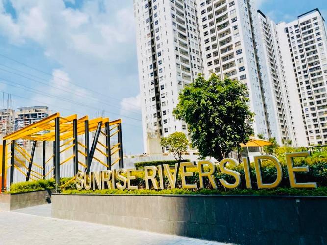 Sunrise Riverside, Nhà Bè Căn hộ Sunrise Riverside ban công hướng Đông Nam, view nội khu.