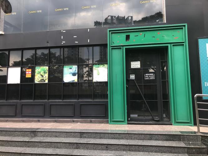 Shophouse Phú Hoàng Anh Shophouse mặt tiền chung cư Phú Hoàng Anh, hoàn thiện cơ bản