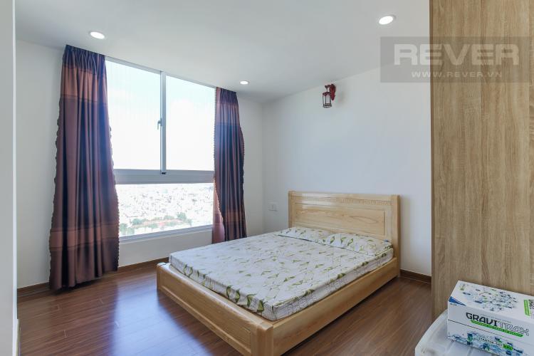 Phòng Ngủ 2 Bán hoặc cho thuê căn hộ Remax Plaza 2PN, đầy đủ nội thất, diện tích 88m2, view thành phố