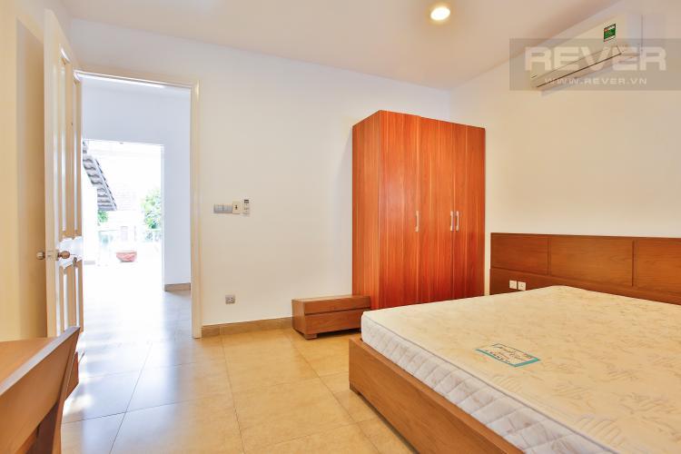 Phòng Ngủ 1 Cho thuê biệt thự khu Thảo Điền 2 tầng, 4PN, đầy đủ nội thất