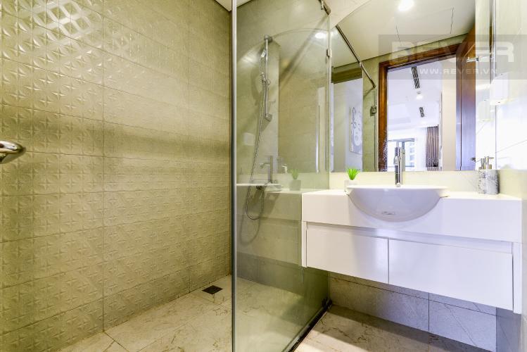 Phòng Tắm 1 Căn hộ Vinhomes Central Park tầng cao, tháp Landmark 3, 3 phòng ngủ, full nội thất