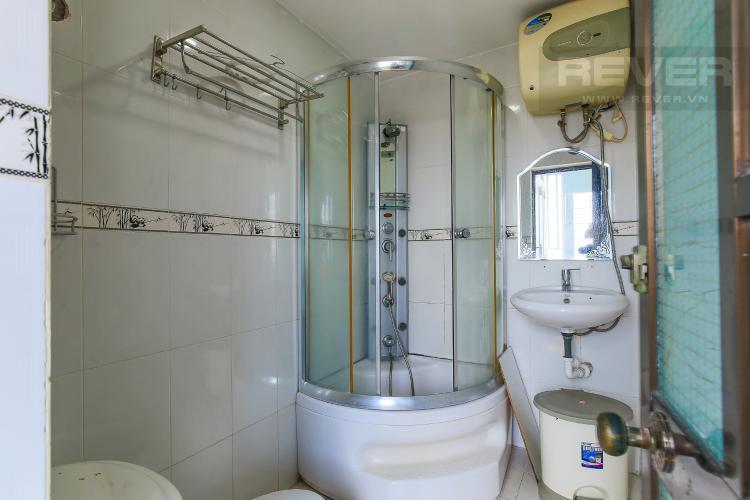 Phòng Tắm Bán căn hộ Chung Cư H3 Hoàng Diệu tầng cao, 3PN, nội thất đầy đủ