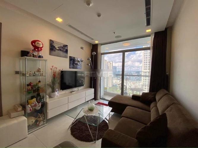 Bán căn hộ 2 phòng ngủ nội thất đầy đủ Vinhomes Central Park