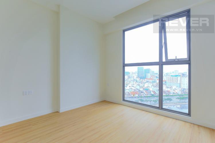 Phòng Ngủ 2 Bán căn hộ Masteri Millennium tầng cao, 2PN, liền kề trung tâm Quận 1