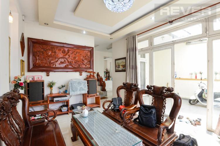 Phòng khách nhà phố Quận 9 Cho thuê nhà nguyên căn đường Trương Văn Thành, phường Hiệp Phú, Quận 9, đầy đủ nội thất, cách Xa lộ Hà Nội 600m