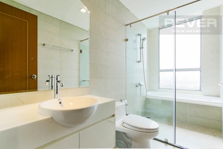 Phòng Tắm 1 Căn góc Vinhomes Central Park trung tầng L1 view trực diện sông
