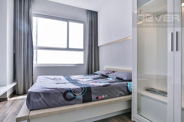 Phòng Ngủ Căn hộ Lexington Residence 1 phòng ngủ, tầng thấp LC, nội thất đầy đủ