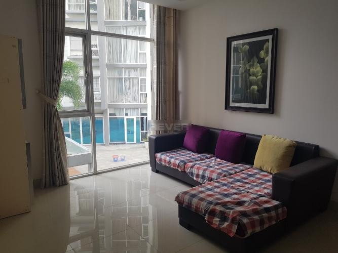 Bán căn hộ tầng 3 view hồ bơi Chung cư Phú Mỹ
