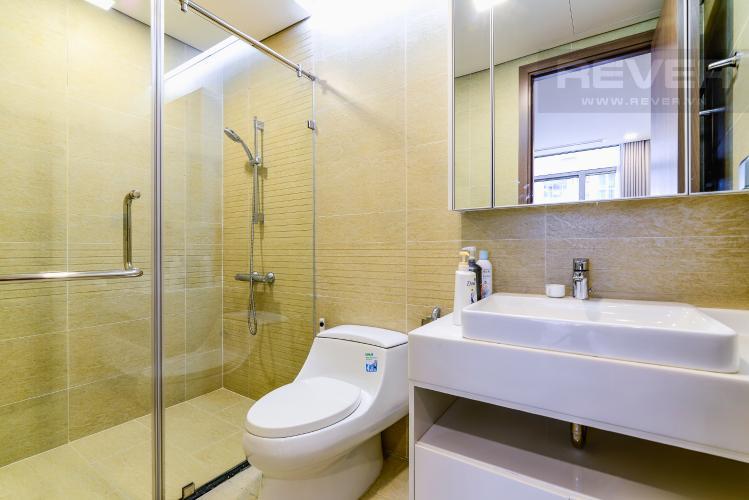 Phòng Tắm 2 Căn hộ Vinhomes Central Park 3 phòng ngủ tầng cao Park 2 hướng Nam, full nội thất