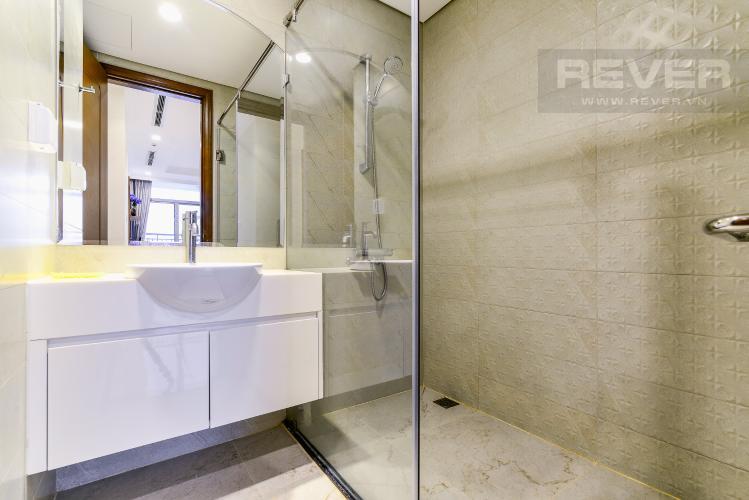 Phòng Tắm 2 Căn hộ Vinhomes Central Park tầng cao tòa Landmark 1, 3 phòng ngủ view sông