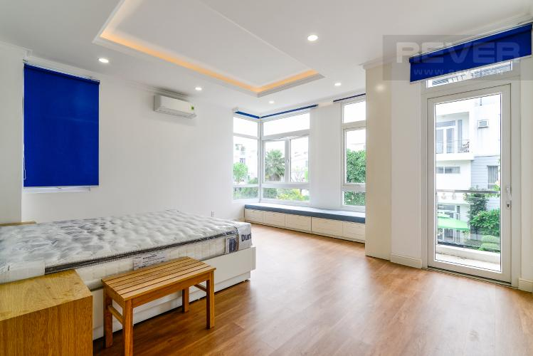 Phòng Ngủ Tầng 2 Biệt thự H28 Villa Park Quận 9 3PN, đầy đủ nội thất