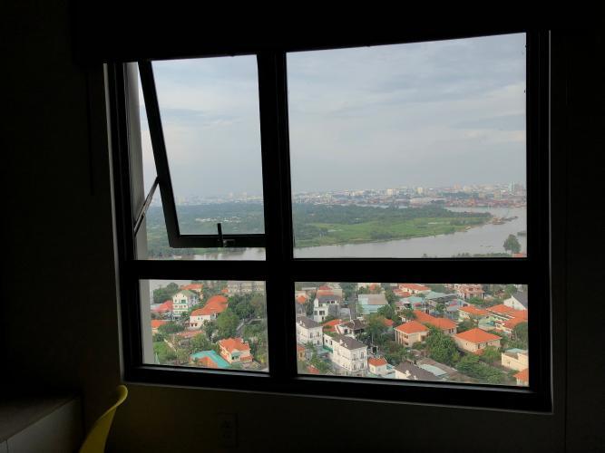 View căn hộ Masteri Thảo Điền Quận 2 Căn hộ Masteri Thảo Điền tầng cao, view sông thơ mộng.