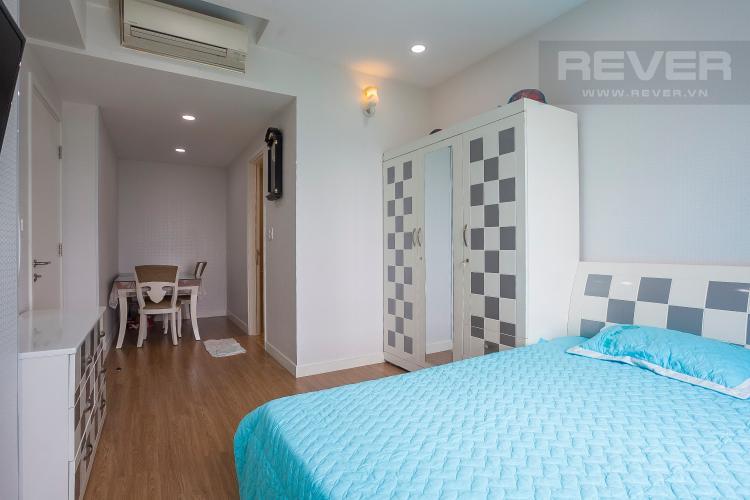 Phòng Ngủ 2 Căn hộ Masteri Thảo Điền 3 phòng ngủ tầng cao T5 đầy đủ nội thất